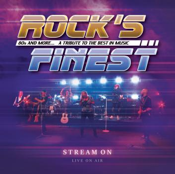 Rock's Finest - STREAM ON