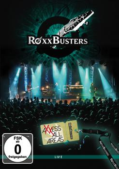 aXXess all areas - LIVE (Live-DVD)