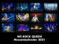 "Preview: WE ROCK Queen - Kalender + CD ""LIVE"""
