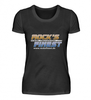Rock's Finest Fan-Shirt - Women