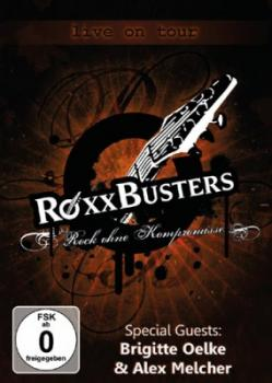 Cover RoxxBusters Live on Tour DVD