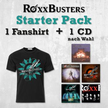 RoxxBusters - Starter Pack