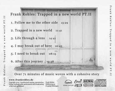 Trapped in a new world PT. 2 - MP3 Version