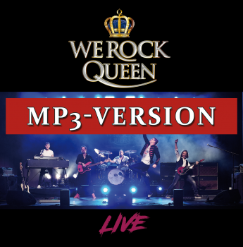 WE ROCK Queen - LIVE - MP3-Version