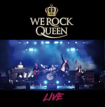 WE ROCK Queen Fanpack Men - Shirt+CD