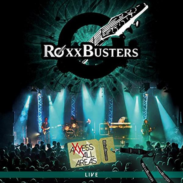 aXXess all areas - LIVE (Doppel-Live-CD)